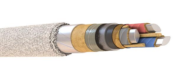 кабели с бумажно-пропитанной изоляцией